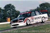 96731 - T. Finnigan / S. McColl -  Holden Commodore VR -  Bathurst 1996