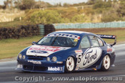 99214 - Glen Seton Ford Falcon AU -  Phillip Island 1999 - Photographer Darren House