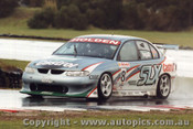 99219 - Russell Ingall  Holden Commodore VT -  Phillip Island 1999 - Photographer Darren House