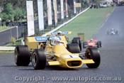 69556 - K. Bartlett Mildren Alfa V8 / M. Stewart Mildren Waggott - Sandown 1969 - Photographer David Blanch
