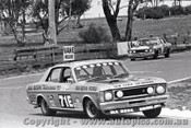 70802 - N. Petrilli / M. Savva  -  Practiced but did not start the race -  Bathurst 1970 - Ford Falcon   XW GTHO - Photographer Lance J Ruting