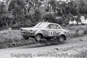 72969 - Bruce Hodgson - Ford Escort - Catalina Rallycross 27th February 1972 - Catalina Park Katoomba - Photographer Lance J Ruting