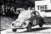 72971 -Ben Seehusen - Volkswagen - Catalina Rallycross 27th February 1972 - Catalina Park Katoomba - Photographer Lance J Ruting