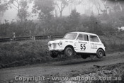 72972 - Andy Foord - Mini - Catalina Rallycross 27th February 1972 - Catalina Park Katoomba - Photographer Lance J Ruting