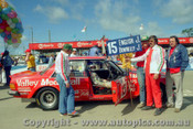 81774 -  J. English / L Donnelly - Falcon XD  Bathurst  1981 - Photographer Lance J Ruting