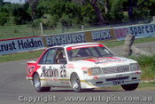 81767 - J. Harvey / V. Schuppan  -  Holden Commodore VC  Bathurst  1981 - Photographer Lance J Ruting