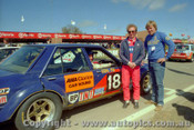 81776 -  M. Carter / G. Lawrence - Falcon XD  Bathurst  1981 - Photographer Lance J Ruting
