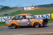 81786 - R. Gutchie / R. Farrar -  Ford Escort RS2000 -  Bathurst  1981 - Photographer Lance J Ruting