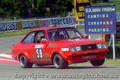81788 - T. Mulvihill / B. Nightingale -  Ford Escort RS2000 -  Bathurst  1981 - Photographer Lance J Ruting
