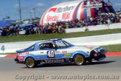 81794  - P. McLeod / P. Dane Maxda RX7 -  Bathurst  1981 - Photographer Lance J Ruting