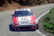 81797  - P. Alexander / R. Gillard -  Maxda RX7 -  Bathurst  1981 - Photographer Lance J Ruting