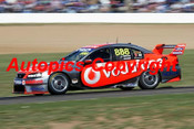 208701 - C. Lowndes / J. Whincup - Ford Falcon BF - 1st Outright Bathurst 2008 - Photographer Craig Clifford