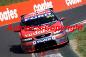 208702 - C. Lowndes / J. Whincup - Ford Falcon BF - 1st Outright Bathurst 2008 - Photographer Craig Clifford