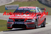 208001 - Craig Lowndes -  Ford Falcon -  Barbagallo 2008 - Photographer Craig Clifford