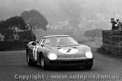 67487 - W. Brown - Ferrari 250 LM  - A very foggy Catalina 23th April 1968 - Photographer Lance J Ruting
