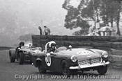 67489 - B. Carter -  Austin Healey  - A very foggy Catalina 23th April 1968 - Photographer Lance J Ruting