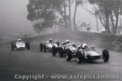 R. Muir Rennmax Vee / J. Phillips  Nota Vee / J. Bono Bono Vee / B. Daly Dalmac Vee  - A very foggy Catalina 23th April 1968 - Photographer Lance J Ruting