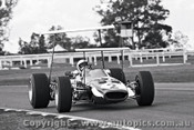 69558 - N. Allen McLaren M4A FVA - 4th May 1969 - Photographer Lance Ruting
