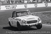 72442 - Tony Hasler - Datsun 2000 - 17th August 1972 - Oran Park - Photographer Lance J Ruting
