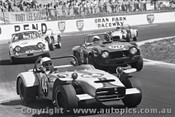 72445 - J. Tidev Jab Bee MK2 Clubman / P. Irwin / M. Weir Triumph TR5 - 17th August 1972 - Oran Park - Photographer Lance J Ruting