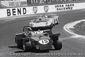 72453 - R. Martin Seca Clubman / I. Adams Lotus 23B - 17th August 1972 - Oran Park - Photographer Lance J Ruting