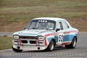 79042 - Garry Ford  Escort - Oran Park 29th April 1979 - Photographer Richard Austin