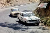 68754 - I. Geoghegan / L. Geoghegan - Ford Falcon XR-GT & K. Bartlett / D. Chivas Alfa Romeo 1750 GTV -  Bathurst 1968