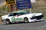 82759 - J. Goss / B. Tullius  Jaguar XJS - Bathurst 1982 - Photographer Lance J Ruting