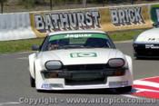 82761 - J. Goss / B. Tullius  Jaguar XJS - Bathurst 1982 - Photographer Lance J Ruting