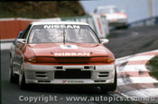 90753  - J. Richards / M. Skaife  - Nissan Skyline GT-R -  Bathurst 1990  - Photographer Darren House