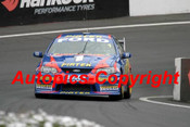 205707 - M. Ambrose / W. Luff - Ford Falcon BA - Bathurst 2005 - Photographer Jeremy Braithwaite