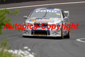 205710 - A. Menu / M. Halliday  -  Ford Falcon BA - Bathurst 2005 - Photographer Jeremy Braithwaite