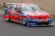 205712 - S. Owen / M. White  -  Ford Falcon BA - Bathurst 2005 - Photographer Jeremy Braithwaite