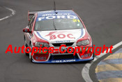 205718 - J. Bowe / B. Jones -  Ford Falcon BA - Bathurst 2005 - Photographer Jeremy Braithwaite