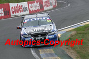 205721 - J. Fernandez / D. White -  Ford Falcon BA - Bathurst 2005 - Photographer Jeremy Braithwaite