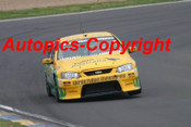 205725 - M. Marshall / A. Tagliani  -  Ford Falcon BA - Bathurst 2005 - Photographer Jeremy Braithwaite