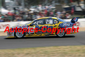 206004 - C. Lowndes / J. Whincup - Ford Falcon BA - 1st Outright Bathurst 2006 - Photographer Craig Clifford