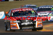 206011 - Rick Kelly  - Holden Commodore VZ - Oran Park 13 th August 2006 - Photographer Jeremy Braithwaite