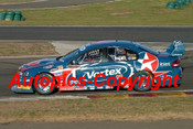 206019 - Russell Ingall  -  Ford Falcon BA - Oran Park 13 th August 2006 - Photographer Jeremy Braithwaite