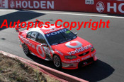 207712 - C. Lowndes / J. Whincup - Ford Falcon BF - Bathurst 2007 - Photographer Jeremy Braithwaite