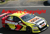 208731 - M. Neal / B. Said - Holden Commodore VE - Bathurst 2008 - Photographer Jeremy Braithwaite