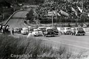 64077 -  Start of the Holden Race - FX - FJ - FE - Catalina Park Katoomba 1964  - Photographer  Lance J Ruting