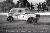 72974 - M. Brownimg Mini - Calder Rallycross 1972 - Photographer Peter D Abbs