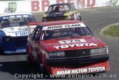 82057 - D. Clarke Toyota - Oran Park 1982 - Photographer   Lance J Ruting