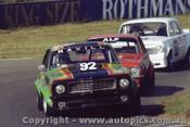 82059 - B. Kaville Torana LJ & R. Klause Holden EH - Oran Park 1982 - Photographer   Lance J Ruting