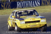 82062 - S. Reed Ford Capri - Oran Park 1982 - Photographer   Lance J Ruting