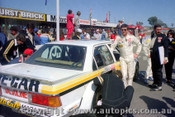 82766 - A. Grice / A. Browne - Holden Commodore VH - Bathurst 1982 - Photographer Lance J Ruting