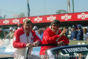 82769  - P. Brock / L. Perkins  -  Bathurst 1982 - 1st Outright - Holden CommodoreVH - Photographer Lance J Ruting
