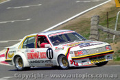 82777 - C. O Brien / C. Benson-Brown - Holden Commodore VH - Bathurst 1982 - Photographer Lance J Ruting