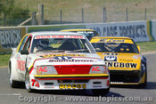 82778 - C. O Brien / C. Benson-Brown - Holden Commodore VH - Bathurst 1982 - Photographer Lance J Ruting